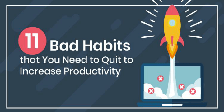 habits you should quit
