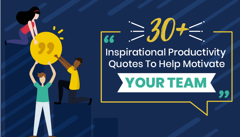 inspirational productivity quotes