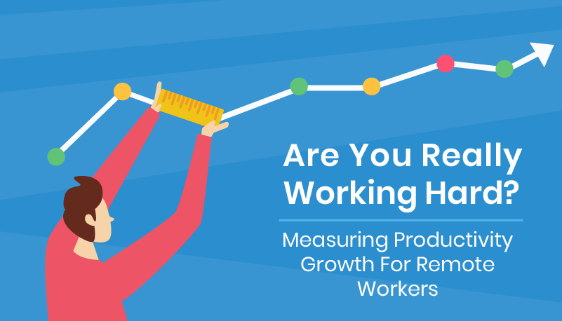 measuring remote employee productivity