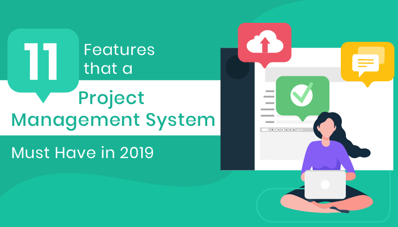project management system features