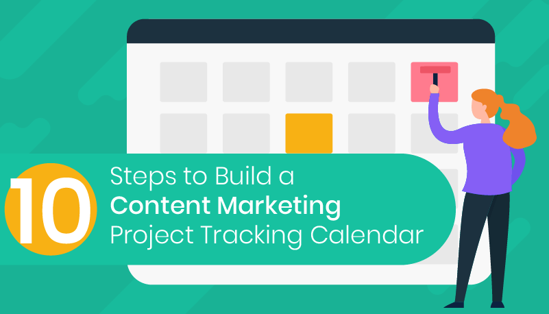 marketing project tracking