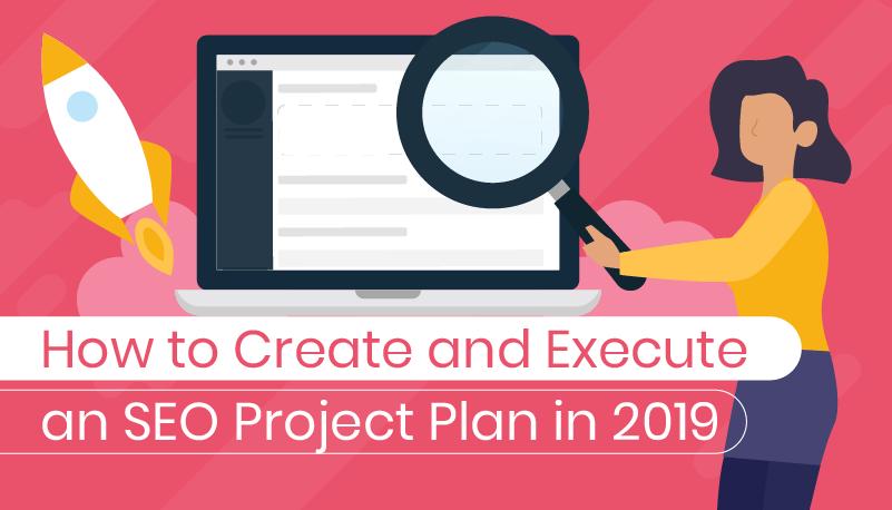 seo project plan