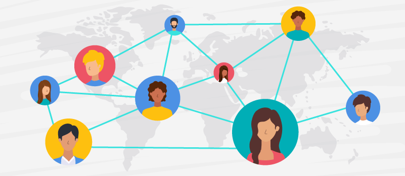 Entrepreneurs who travel have invaluable networking opportunities