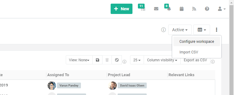 Project Management Template