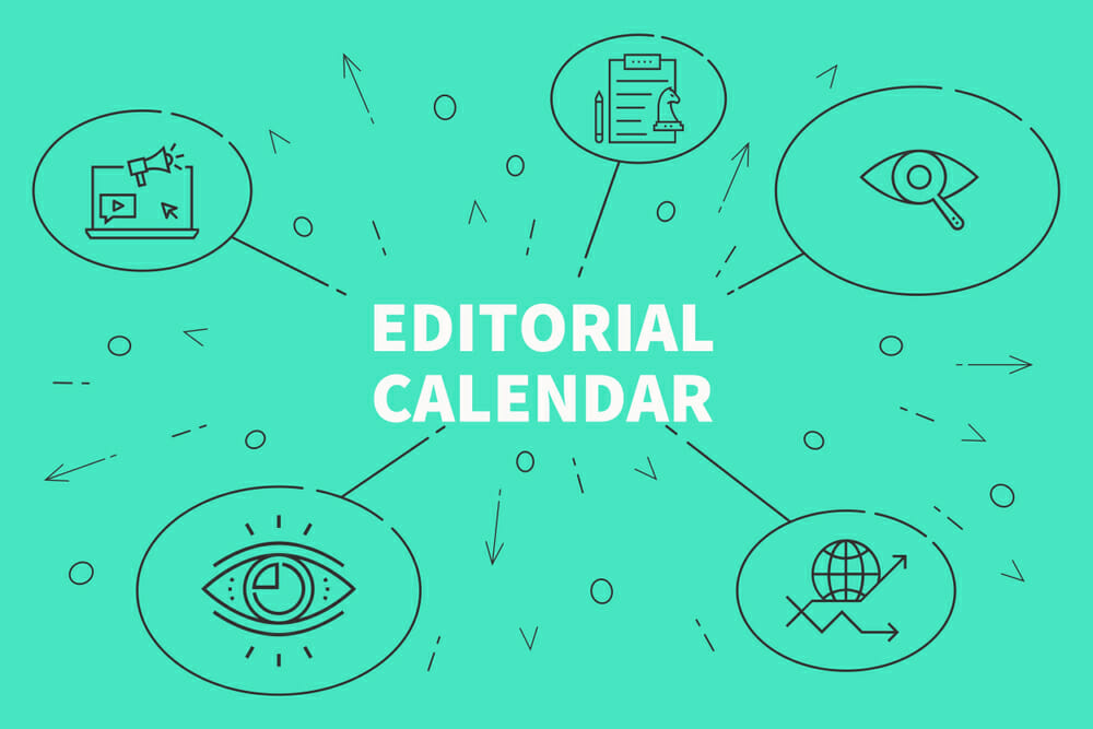 Looking for an Editorial Calendar Example Template?