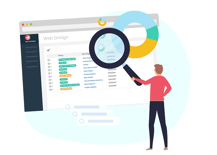 Keep Track of Marketing Projects