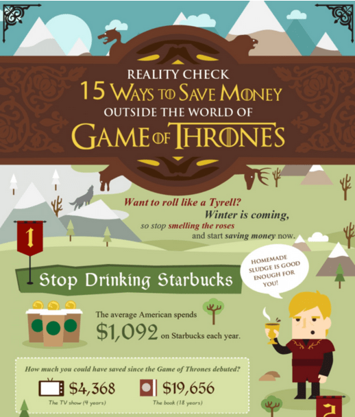 infographic design promotion outreach