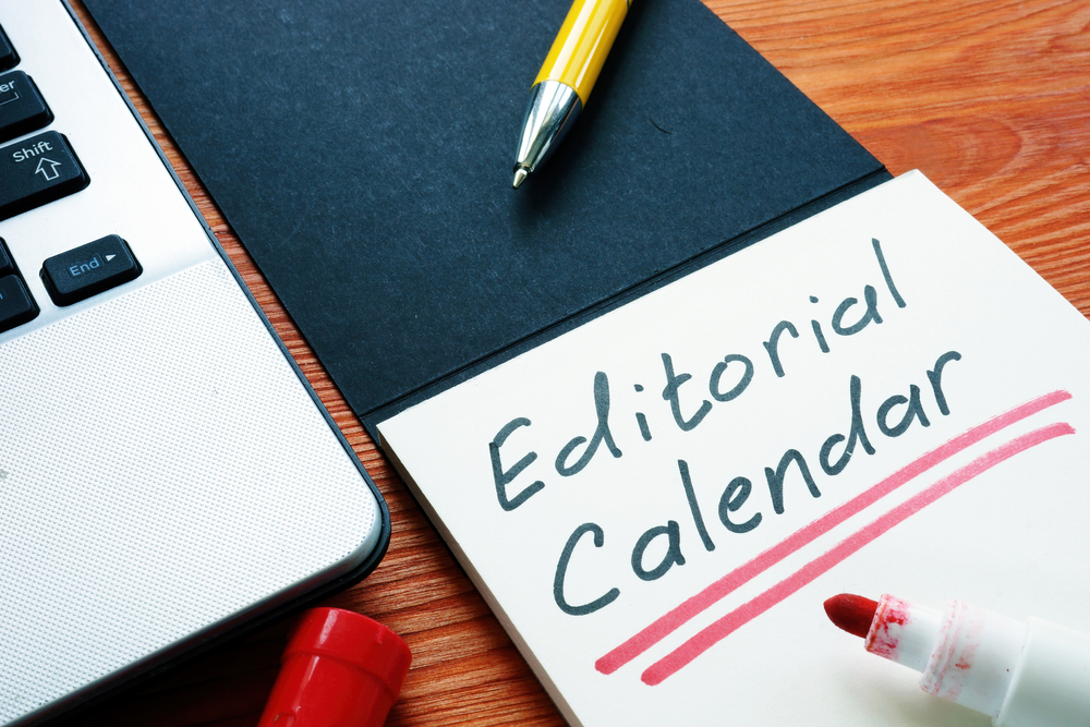 Use An Editorial Calendar Tool