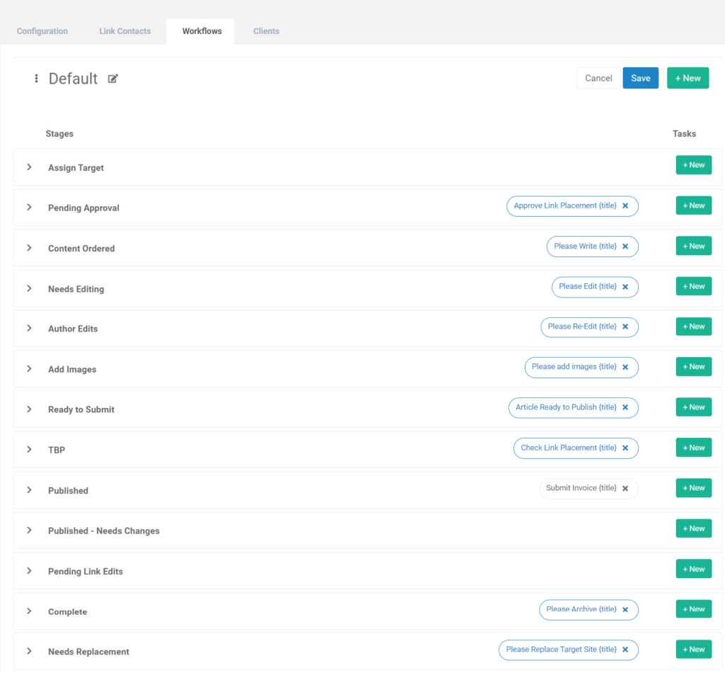 How to use Gryffin for SEO & Digital Marketing Project Management